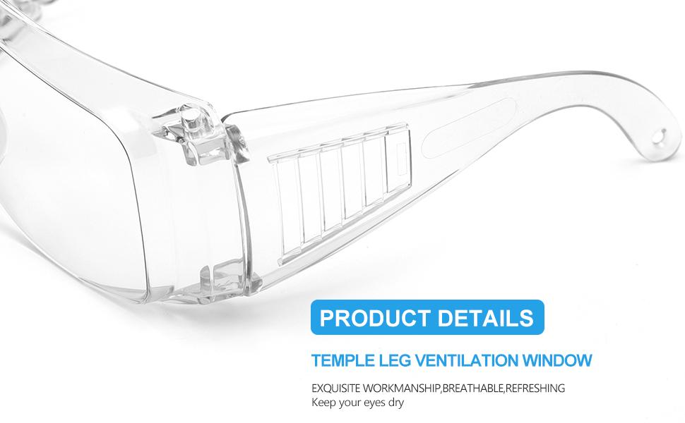 Cyxus safety glasses