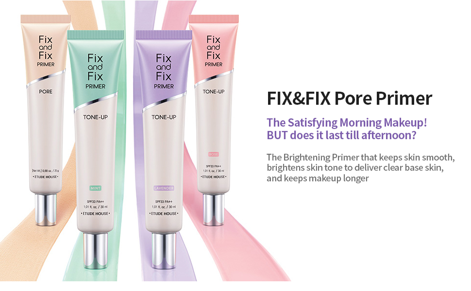 Fix And Fix Pore Primer
