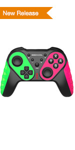 Green-Pink Switch Controller