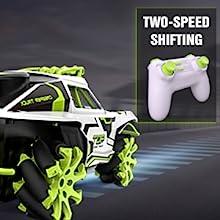 Dual Speed  Remote Control Car