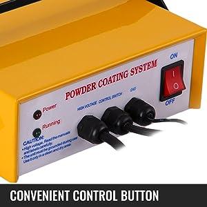 paint sprayer powder coating system powder coating spray gun paint sprayer PC03-5
