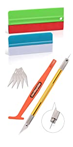 glue scraper,non metallic scraper,plastic floor scraper,scraper,screen bubble remover scraper,remove