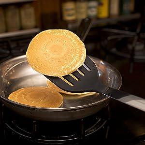 Kitchen utensils for nonstick cookware, kitchen utensils for nonstick pans, silicone utensils, oxo,