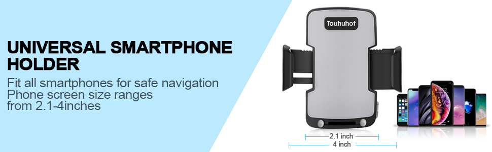 cell phone holder for car universal auto-grip car phone mount iphone car mount car holder for iphone