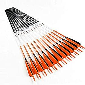 Linkboy Archery Orange Shaft
