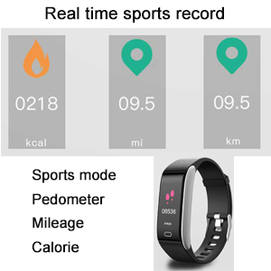 real time sports record
