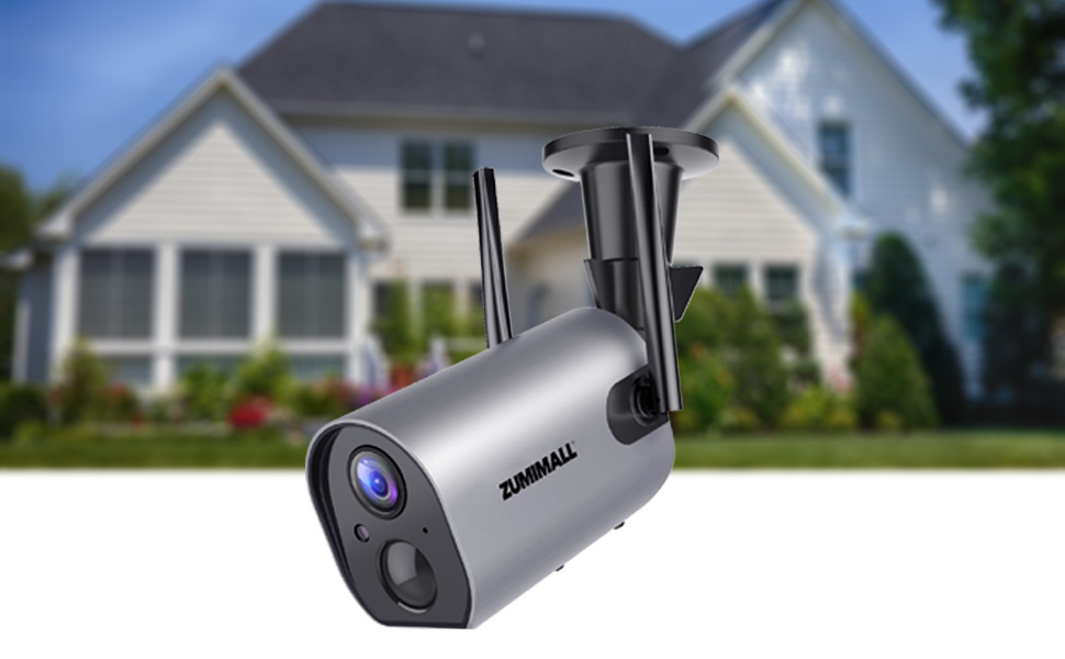 wireless camera outdoor