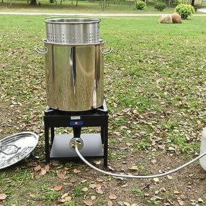 crawfish boil party supplies