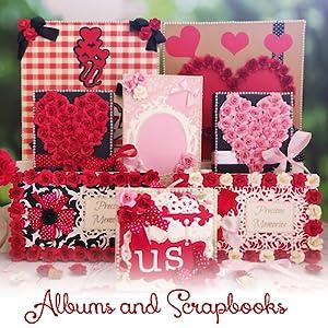 Albums and Scrapbooks