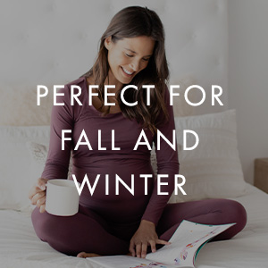 Perfect for fall and winter