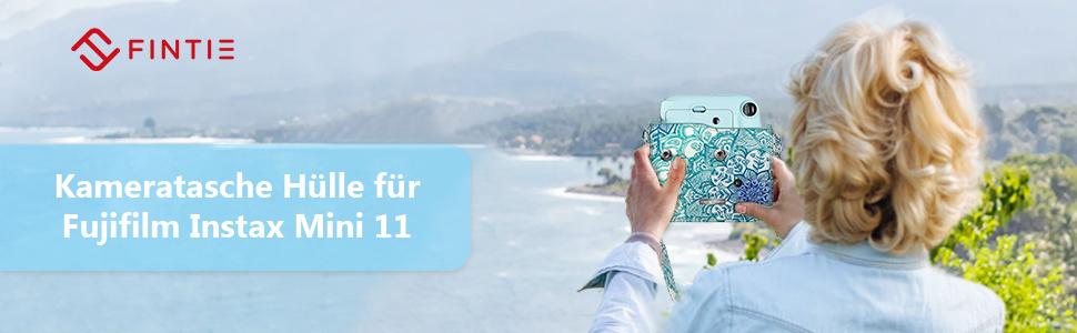 Tas voor Fujifilm Instax Mini 11 instant camera