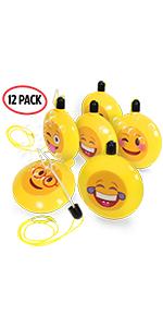 emoji party favors supplies favor bubble bottles emojis parties bubble necklaces small bubble party
