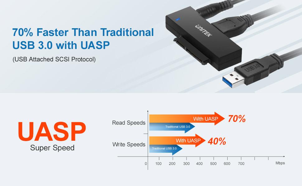 sata to usb 3.0 sata cable sata hard drive adapter with power transfer kit
