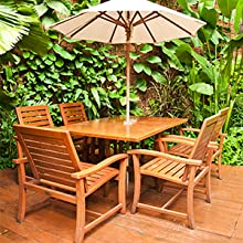 Revive Outdoor Wooden Furniture