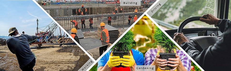gardening gloves for men