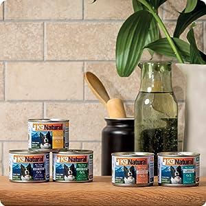 K9 Natural grain free cans