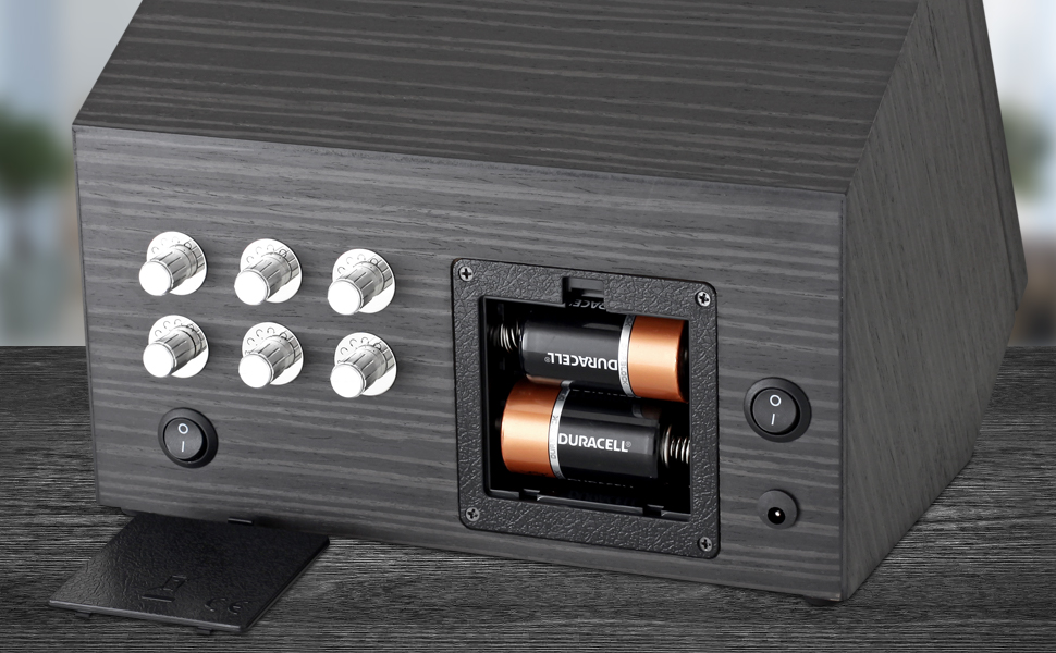 JDC watch winder battery compartment