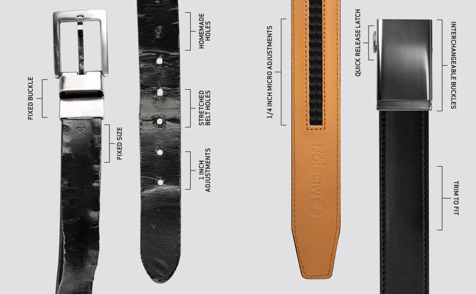 Gunmetal 40mm Mission Belt Buckle