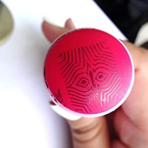 nail art double-sided stamper