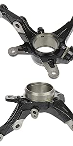 698-400 Steering Knuckle for Honda Accord