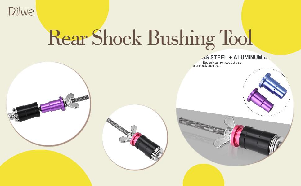 Rear Shock Bushing Tool