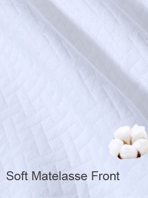 quilted pillow shams