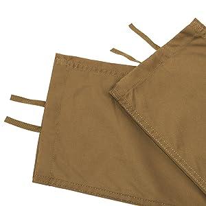 Rothco BDU Pants - Drawstring Ankle Ties