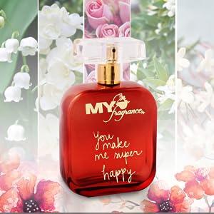 MY FRAGRANCE Glass Combo Perfume (100 ml)