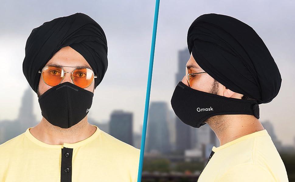 mask, reusable, surgical, cotton, pollution, biker, best, original, viruses, printed, black, army