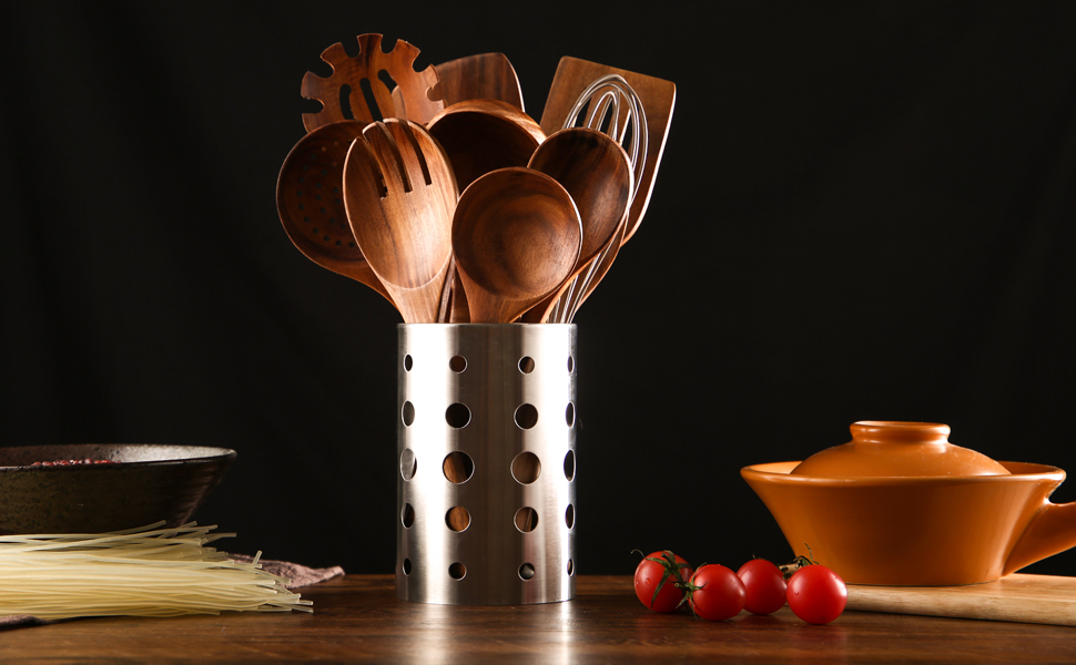 NAYAHOSE WOODEN SPOONS FOR COOKING