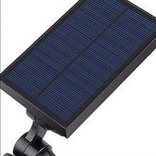 solar spot lights outdoor pannel
