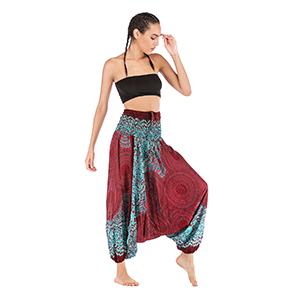 hippie loose pants
