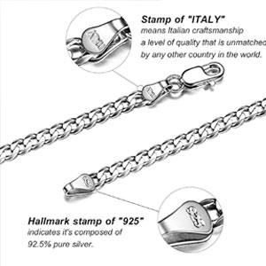 men chain necklace