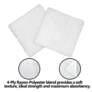 non sterile gauze sponge pads wound dressing