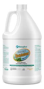 benefect natural botanical disinfectant cleaner
