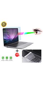 13.3 Inch Laptop Anti Blue Light Screen Protector