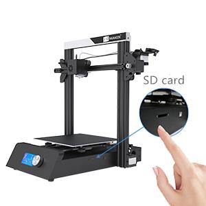 sd card 3d printer
