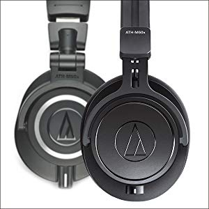 Same drivers as legendary ATH-M50x