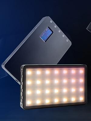 小型 ビデオライト Viltrox LEDライト