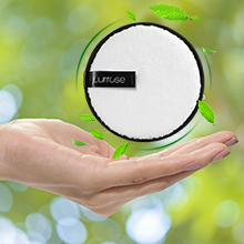 Lurrose Reusable Makeup Removal Pads 5