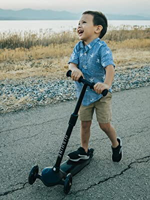 Toddlers Scooters Wide Deck
