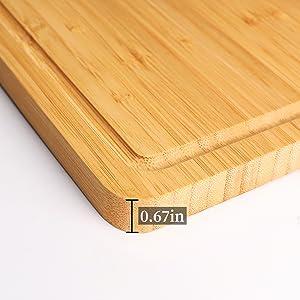 Wood Chopping Board