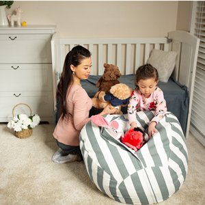 stuffed animal bean bag storage chairs wekapo