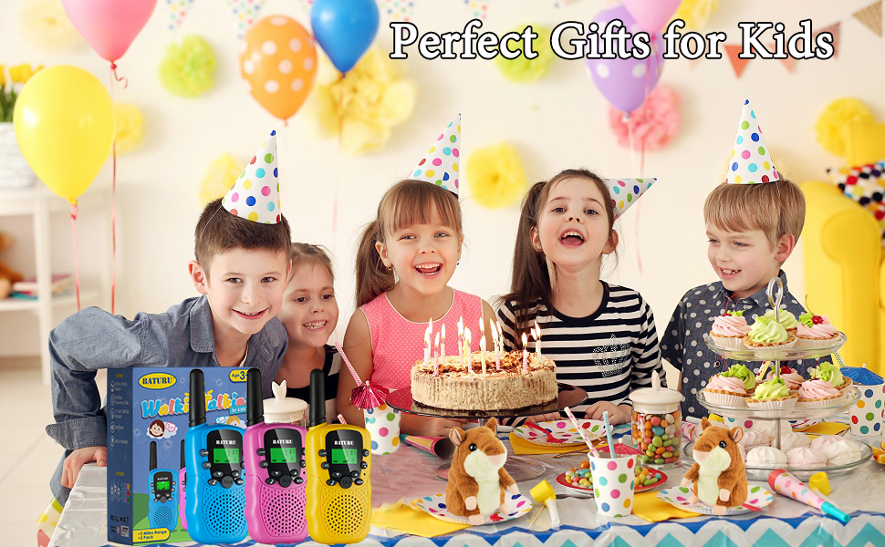Perfect Gifts for Kids