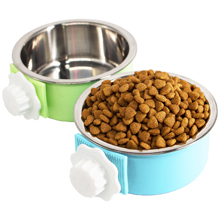 2 Pack Crate Dog Bowl