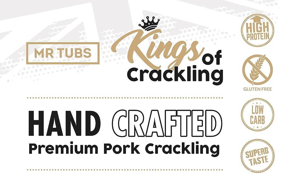 mr tubs pork cracklings gift set