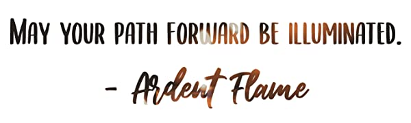 Ardent Flame Candles logo