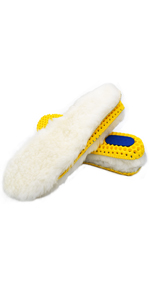 Sports Sheepskin Insoles