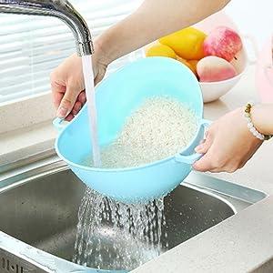 fluffy rice rinsing washing rinse wash how to use prepping basmati rice