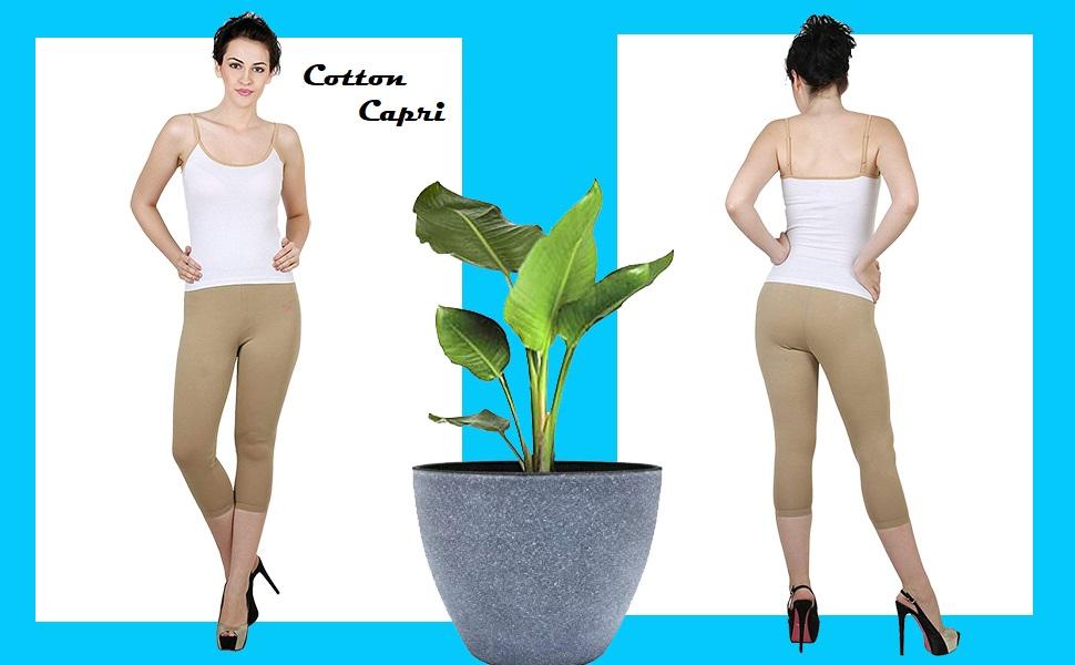 Womens Capri